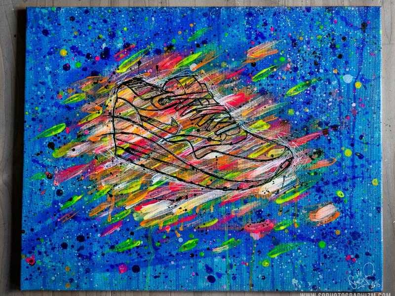 nike air max illustration peinture tableau lille le privilège s9photographizm