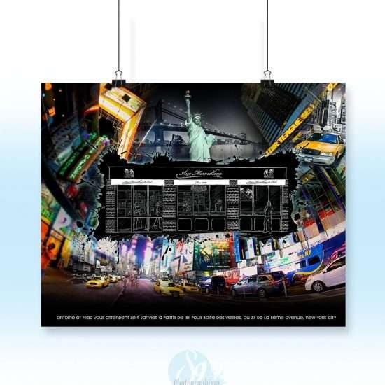 poster graphisme illustration aux merveilleux lille s9photographizm