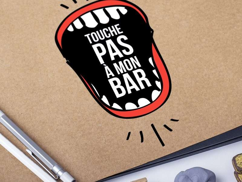 logo bar lille s9photographizm graphiste lille
